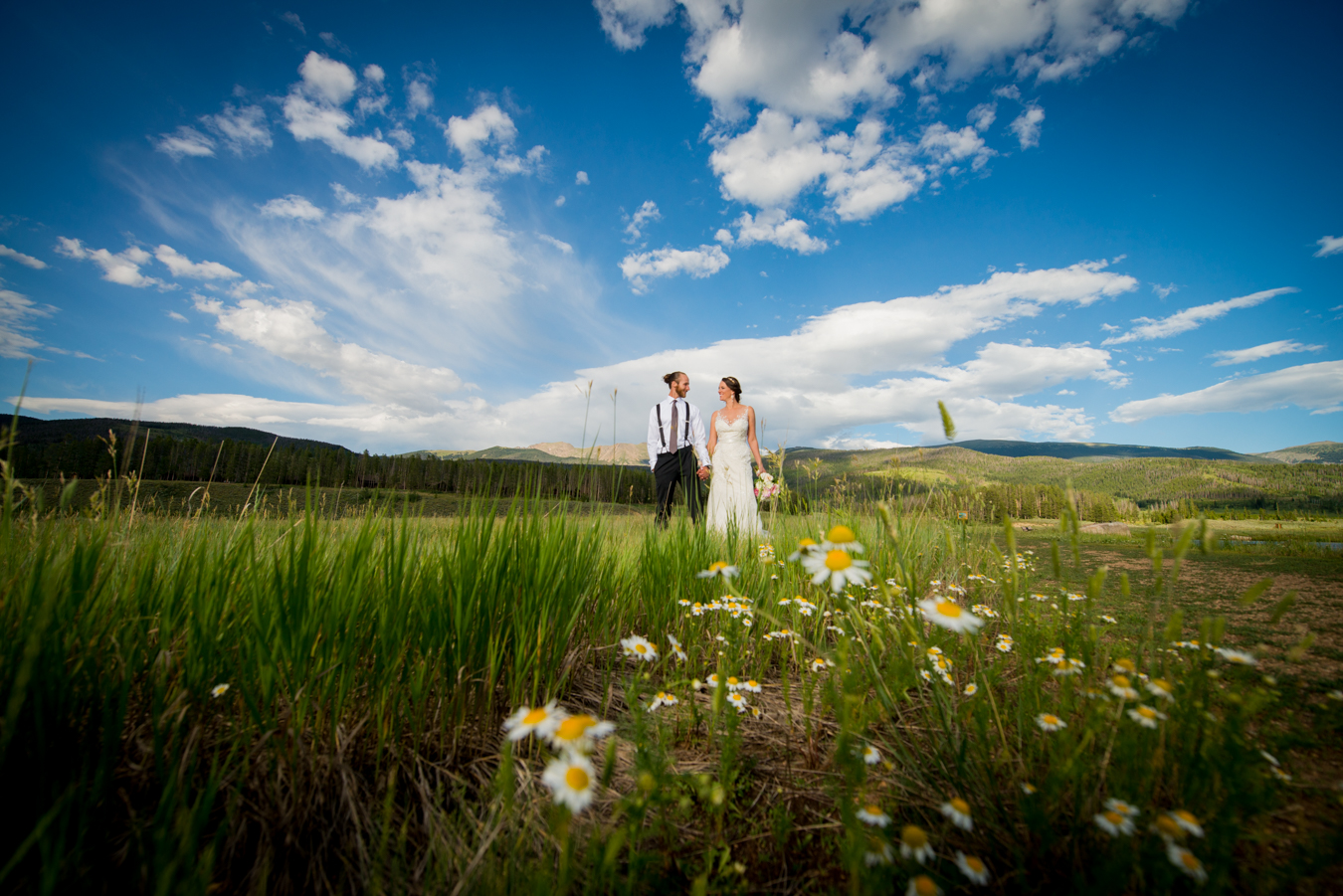 Devils Thumb Ranch Wedding | Tabernash
