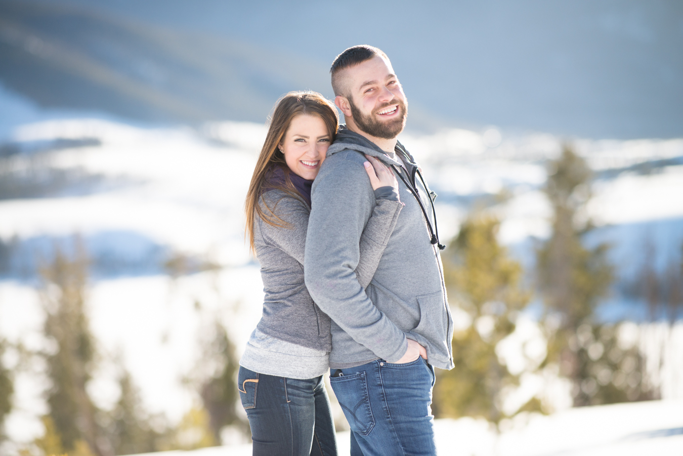 Proposal | March | Sapphire Point Overlook | Dillon